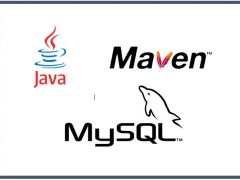 connect to mysql in java maven
